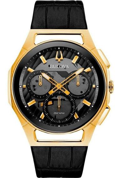 Reloj Bulova Curv Original Para Hombre Envió Gratis 97a143