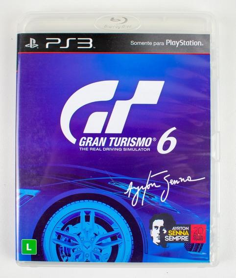 Gran Turismo 6 Ps3 Versão Nacional Pt-br