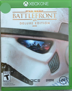 Star Wars Battlefront Xbox One Infinity Games