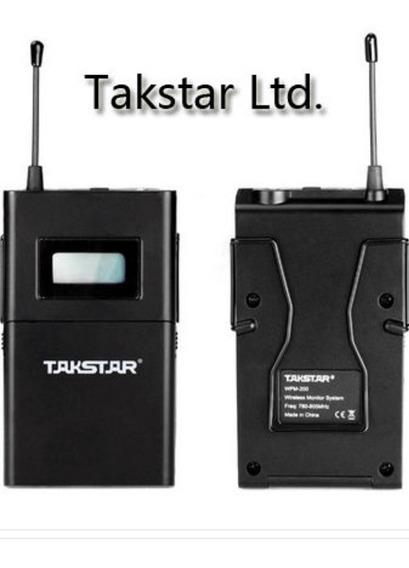 Receptor Takstar Wpm 200 700-789 Ponto Adicional Avulso