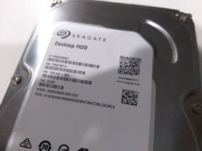 Hd 1tb 1000gb Seagate St01000m003 Para Pc, Desktop