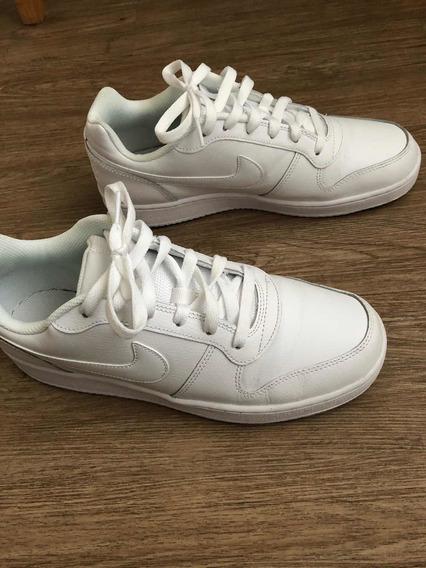 Tênis Nike Ebernon Low Masculino 40 Branco