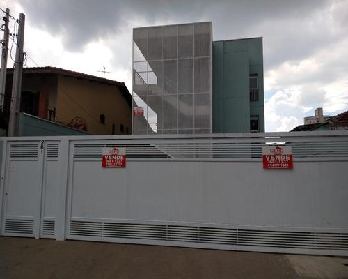 Imagem 1 de 30 de Vendo Apartamento Em Presidente Altino Com 34m² Novo. - Ap01493 - 69333614