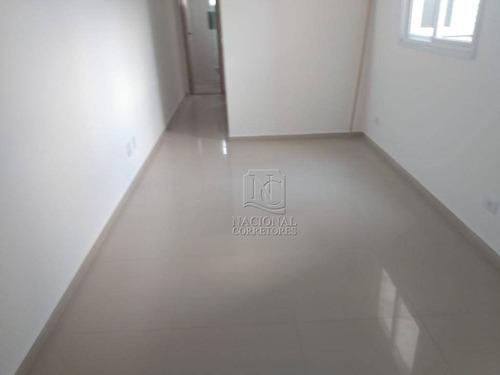 Cobertura Com 2 Dormitórios À Venda, 100 M² Por R$ 290.000 - Parque Novo Oratório - Santo André/sp - Co3678