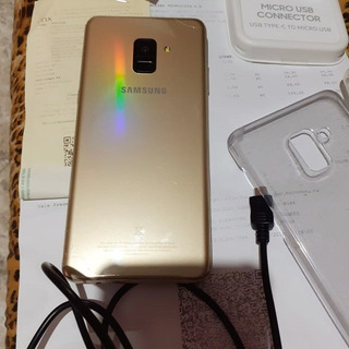 Vendo Galaxy A8 Plus Usado 64gb
