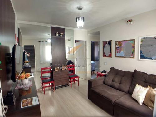Apartamento Com 2 Dorms, Jardim Zara, Ribeirão Preto - R$ 120 Mil, Cod: 56312 - V56312