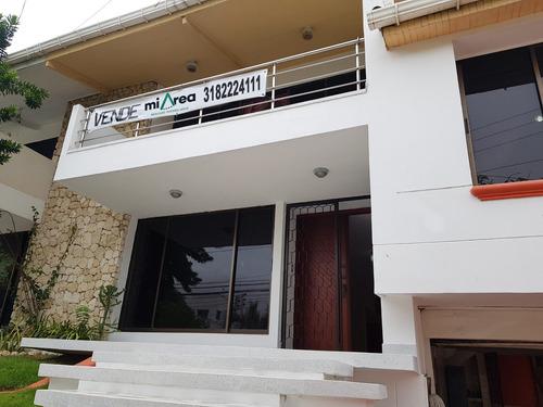 Casa En Venta En Barranquilla - Villa Santos