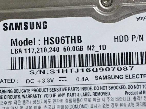 Hd Ssd Samsung 60 Gb