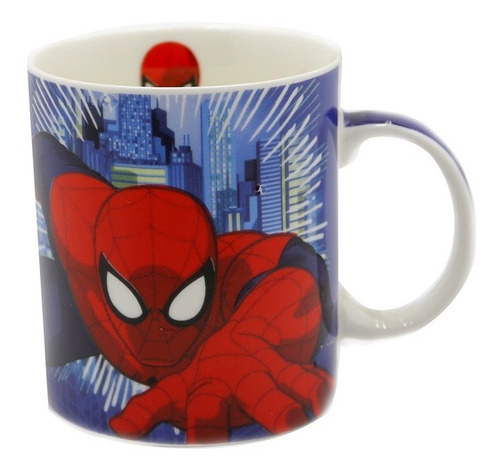 Spiderman Taza Original Cresko Ts748