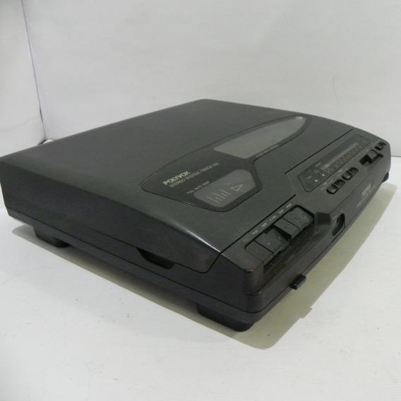 3x1 Polyvox Trivox 300 Rádio Vinil Tape Usado Com Defeito 2