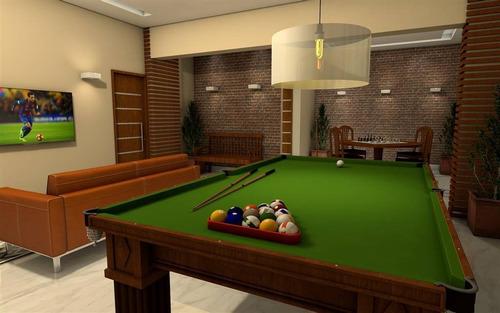 Imagem 1 de 10 de Apartamento - Venda - Aviação - Praia Grande - Dna1453