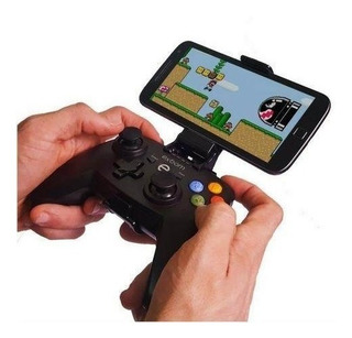 Controle Joystick Celular Bluetooth Android Game Pad iPad Pc Galaxy J6+,galaxy M20,galaxy S10+,galaxy A50,moto G7 Plus