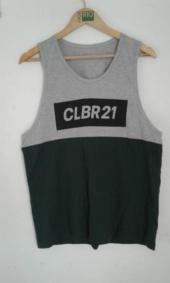 Camisa Camiseta Regata Calibre 21 Rj