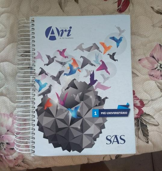 Apostilas, Livros E Questões Para Pré-universitários