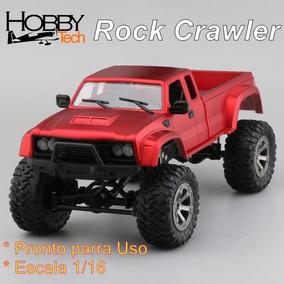 Rock Crawler 1/16 Fy 002 A Pronto Para Uso