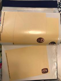 Coleção Papel De Carta Anos 80 - Pasta 3