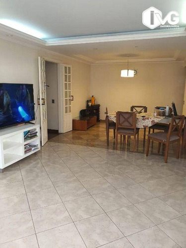 Imagem 1 de 15 de Apartamento Com 3 Dormitórios À Venda, 115 M² Por R$ 390.000,00 - Macedo - Guarulhos/sp - Ap2467