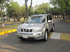 Nissan X-trail 2009 Factura Agencia Piel Quemacocos