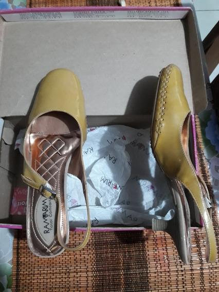 Sapato Ramarim Total Confort Tamanho 36