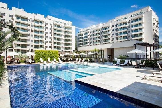 Apartamento Em Recreio Dos Bandeirantes, Rio De Janeiro/rj De 82m² 3 Quartos À Venda Por R$ 445.703,00 - Ap315718