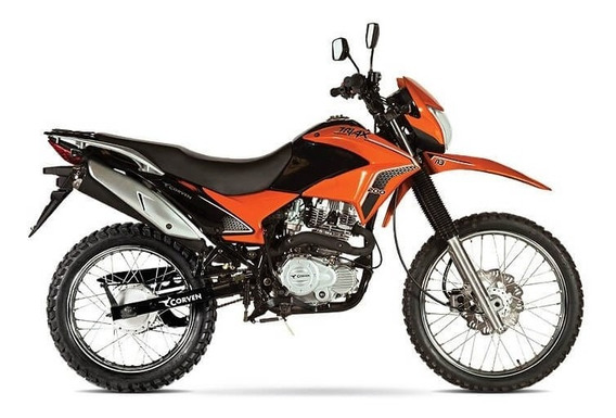 Corven Triax 200 R3! Start Motos 32