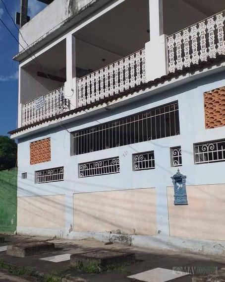 Casa Com 5 Dormitórios À Venda, 280 M² Por R$ 320.000,00 - Bento Ribeiro - Rio De Janeiro/rj - Ca0434