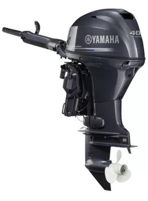 Motor De Popa Yamaha 40 Hp Fehds 4 Tempos Okm