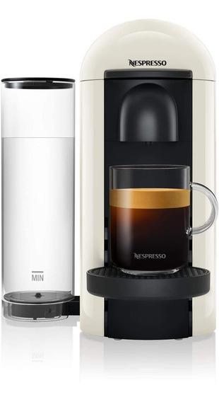 Cafetera Nespresso Vertuo Plus Color Blanca