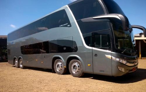 Onibus Marcopolo G7 Dd Paradiso 1800 Volvo B11r 8x2 2013