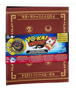 Yokai Watch Libro De Colección De Yokai Medallium