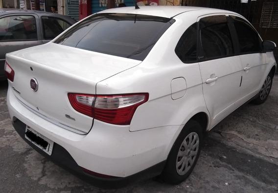 Fiat Grand Siena - Gnv - 2013