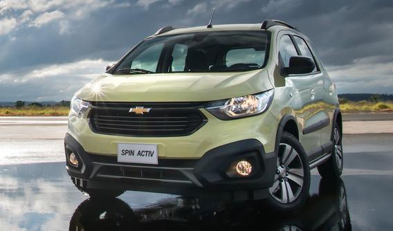 Chevrolet Spin 1.8 Nafta Activ Ltz 105cv Manual 2020 Mi