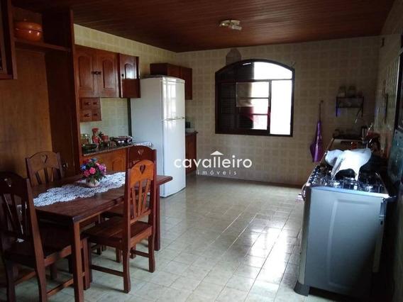 Casa Com Terreno De 1mil M² Em Inoã Excelente Localização!!! - Ca3352