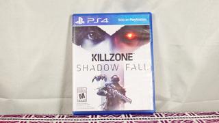 Kill Zone Shadow Fall Ps4 Usado En Buen Estado