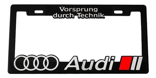 Imagen 1 de 3 de Par Portaplaca Audi