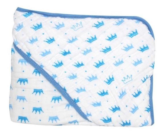 Toalha De Banho Soft Com Capuz - Papi Textil