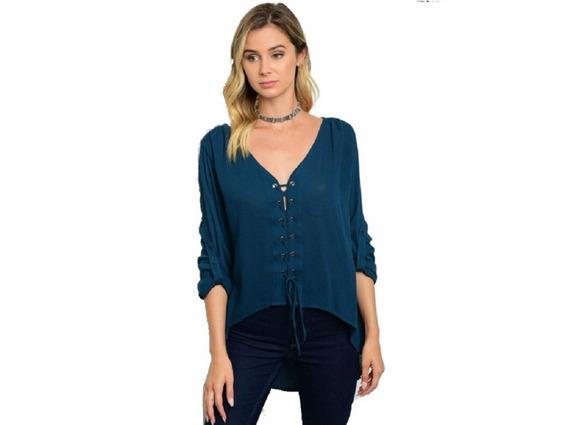 Blusas Camisas Camisolas Importadas De Los Angeles T753h