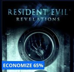 Resident Evil® Revelations Ps3 Midia Digital Psn 12gb