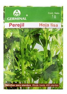 Semillas Para Siembra Perejil 1 Gr Verde
