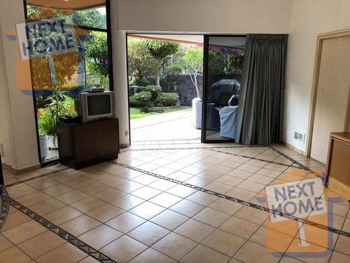 Renta Suite Amueblado Bosque De Las Lomas
