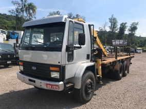 Ford Cargo 1418 - Munck - Fernando Caminhões