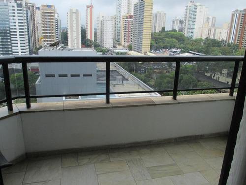 Apartamento Com 3 Dormitórios Para Alugar, 188 M² Por R$ 7.000,00/mês - Alphaville Industrial - Barueri/sp - Ap0801