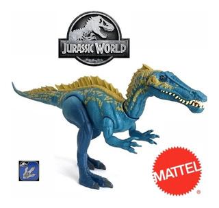 Jurassic World 2 Fallen Kingdom Action Attack Suchomimus