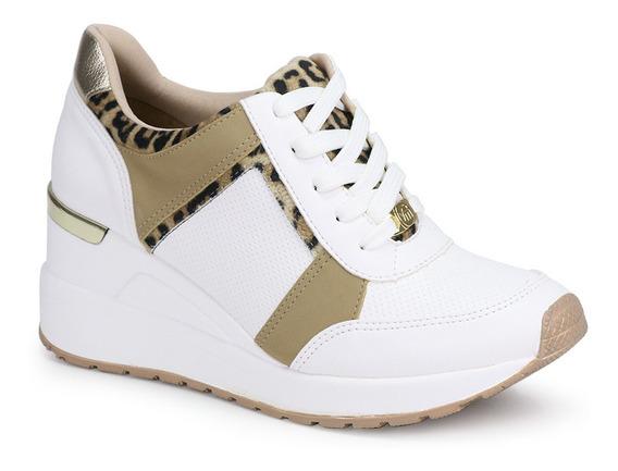Tênis Sneaker Via Marte Onça