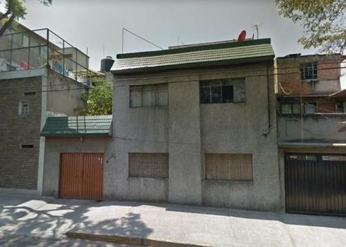 Imagen 1 de 9 de Venta De Casa En Pro Hogar, Azcapotzalco Mc