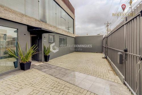 Imagem 1 de 14 de Casa Comercial 420 M² Com Barracão Vende No Hauer - Ca0124
