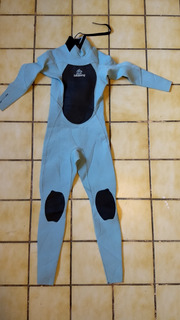 Wetsuit Billabong Traje Para Surf Dry Max Super Flex