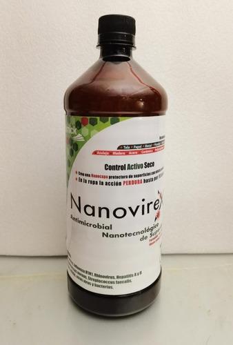 Imagen 1 de 1 de Nanovirex Desinfectante Nanotecnologia Duracion Hast 10 Dias