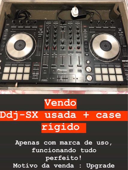 Ddj - Sx Pioneer + Case Rígido