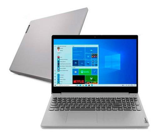 Imagem 1 de 6 de Notebook Lenovo Intel Coret I5, 8gb, 256gb, 15,6  82bs0005br